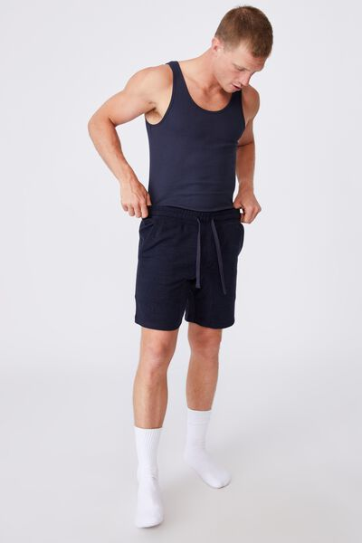 Lounge Short, NAVY SUPERSOFT