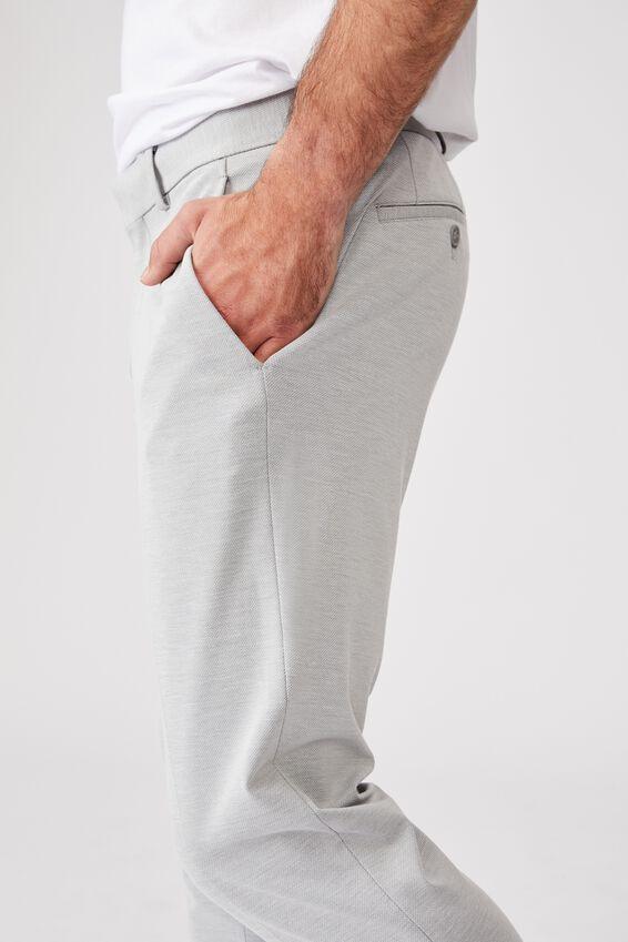 Super Stretch Suit Slim Pant, LIGHT GREY