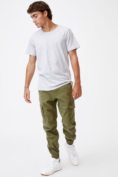 Urban Jogger, ARMY GREEN CARGO
