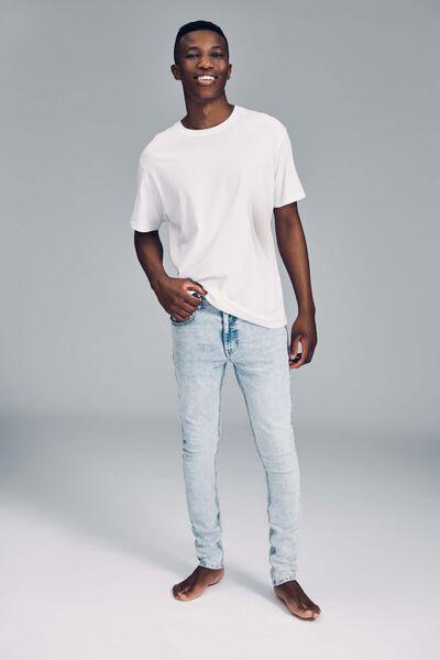 Super Skinny Jean, BURLEIGH BLUE