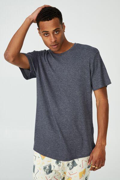 Lounge T-Shirt, NAVY MARLE