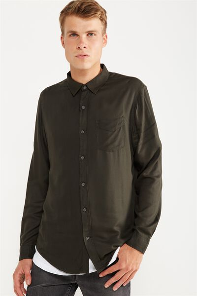 Apocalypto Shirt, KHAKI