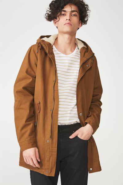 Military Jacket, MUSTARD
