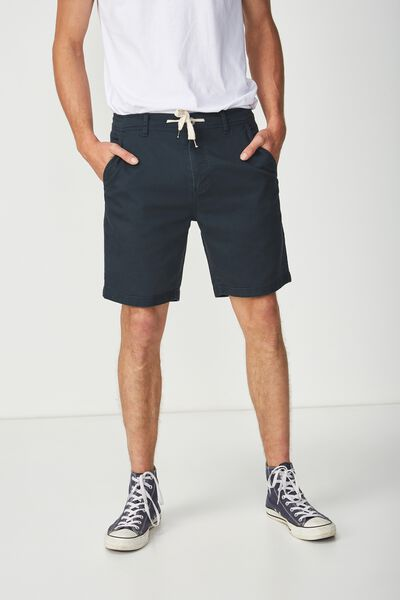 Tailored Casual Short, WASHED NAVY