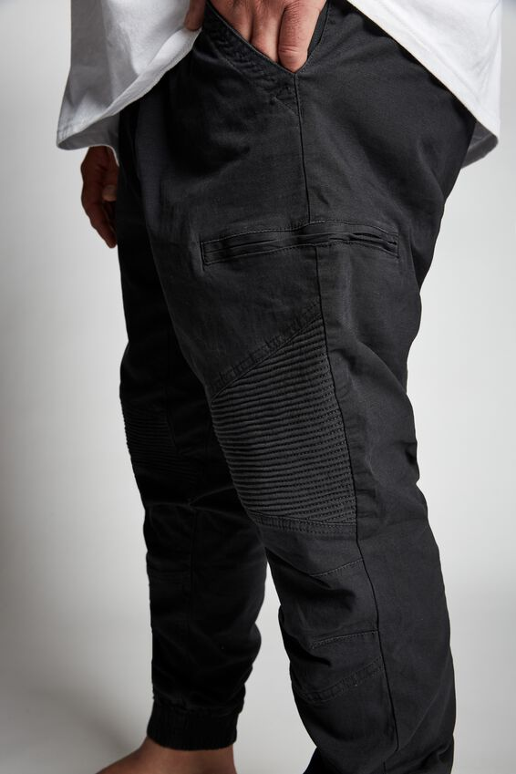 Urban Jogger, JET BLACK MOTO