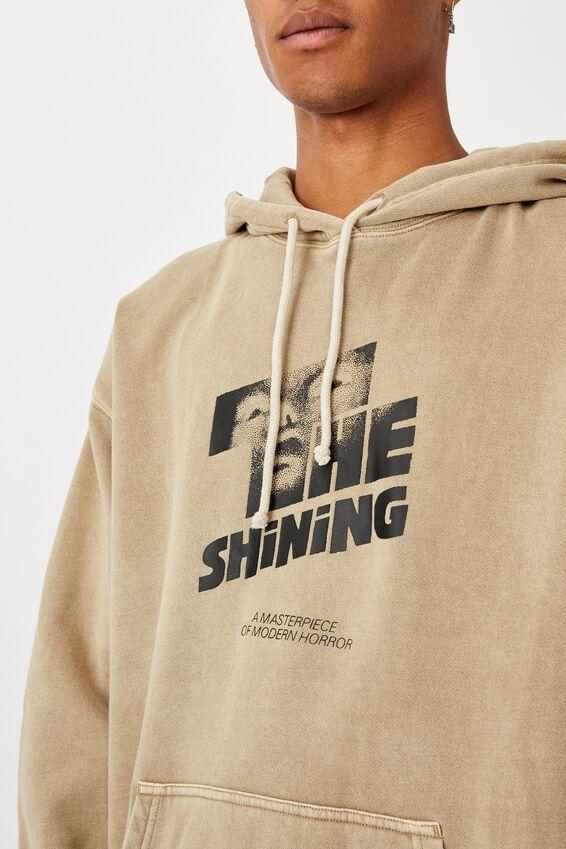 Premium Collab Fleece Pullover, LCN WB GRAVEL STONE ACID THE SHINING