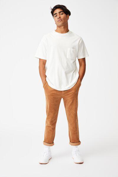 Oxford Trouser, TAN CORD