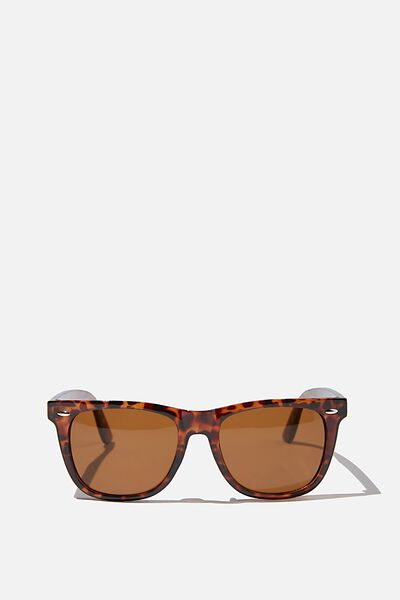 Beckley Sunglasses, TORT/BROWN