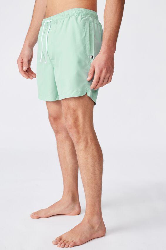 Swim Short, SEAFOAM GREEN