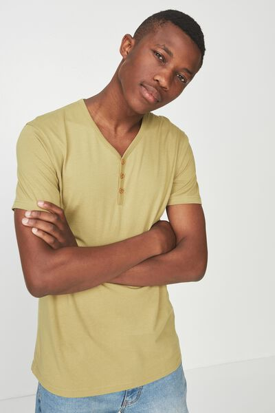 Essential Henley, CHARTREUSE