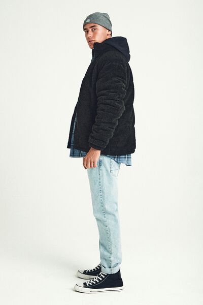 Teddy Puffer, BLACK