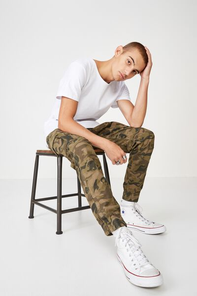 Urban Jogger, BRUSHED CAMO