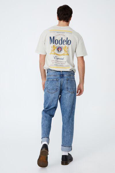 Modelo T-Shirt, LCN MOD IVORY/MODELO - ESPECIAL