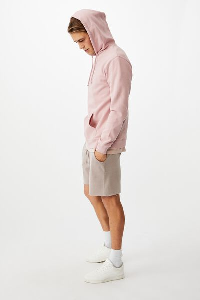 Essential Fleece Pullover, PINK HAZE