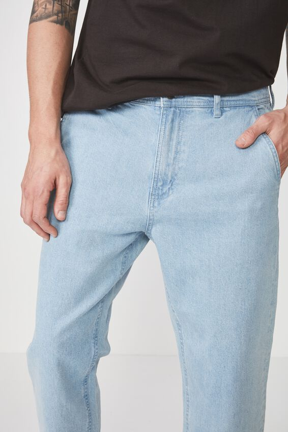 Drake Roller Pant, HORIZON BLUE DENIM