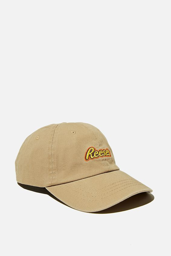 Special Edition Dad Hat, LCN HER REESES/GRAVEL STONE