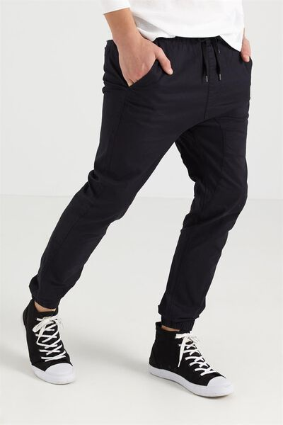 Drake Cuffed Pant, MIDNIGHT NAVY