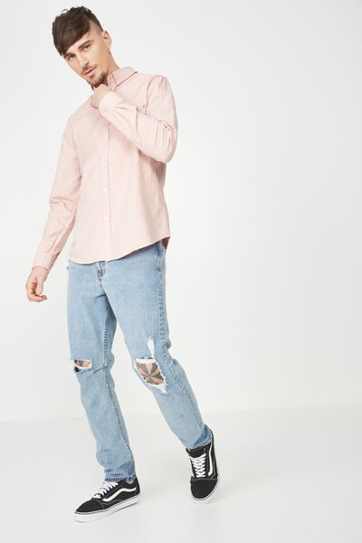 Brunswick Shirt 3, DUSTY PINK