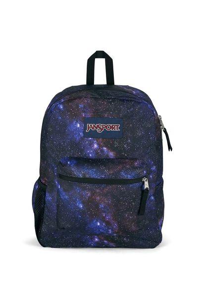 Jansport Cross Town Backpack, NIGHT SKY