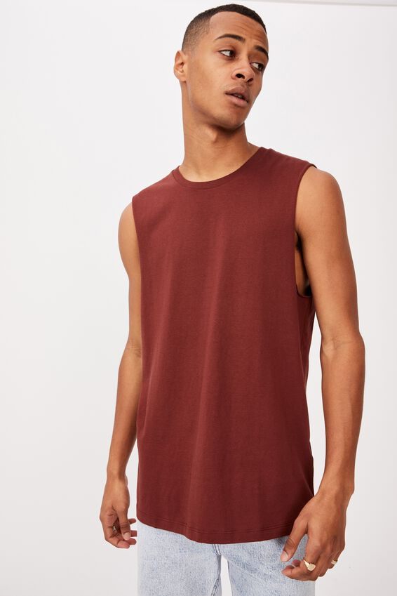 Essential Muscle, BARN RED