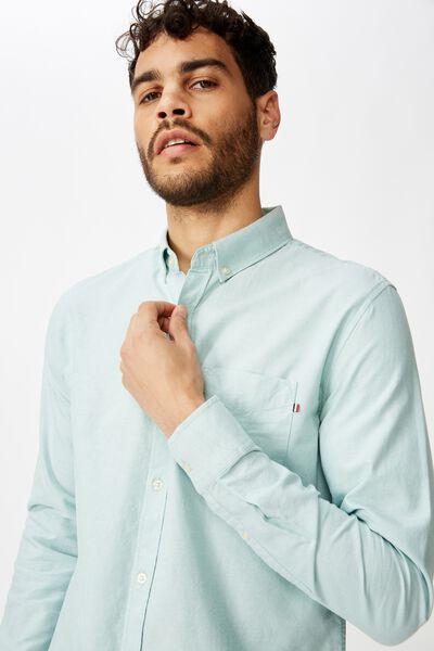 Brunswick Shirt 3, TEAL