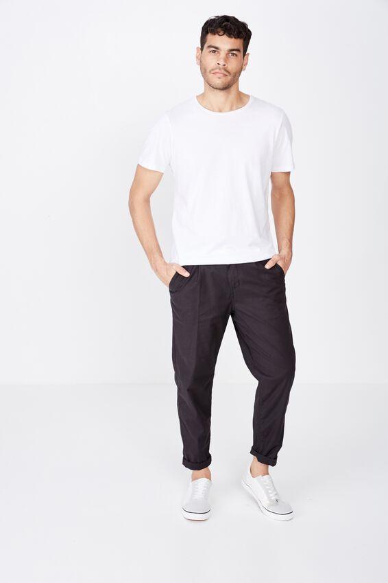 Oxford Trouser, BLACK
