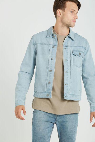 Rodeo Jacket, WASHED BLUE