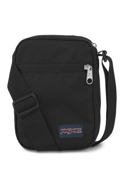 Jansport Weekender Crossbody Bag, BLACK