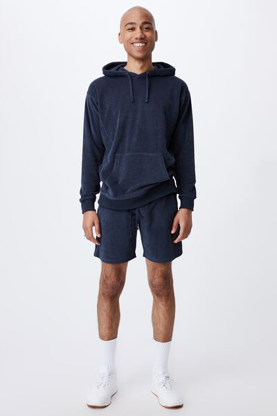 French Terry Short, TRUE NAVY