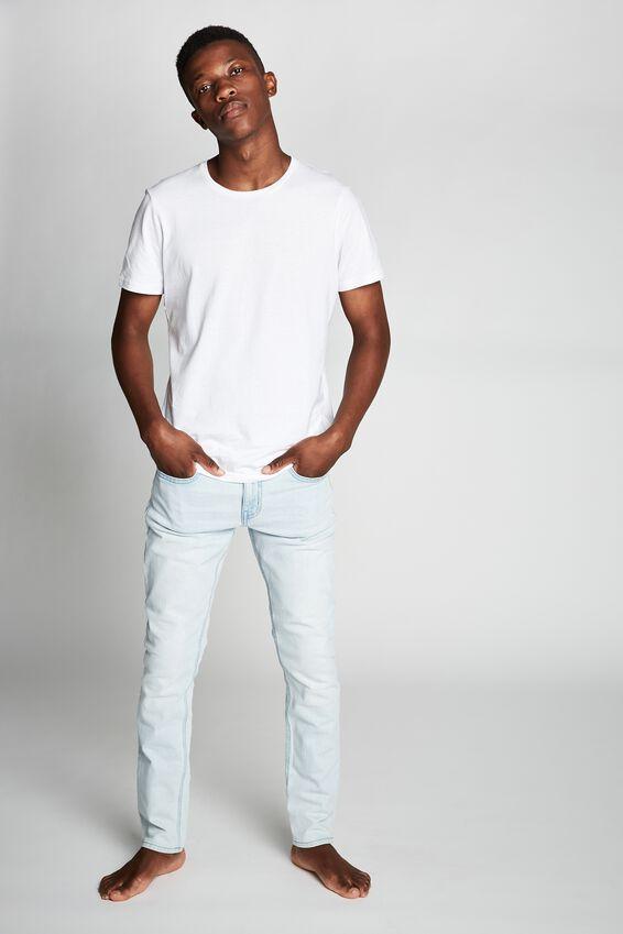 Slim Fit Jean, BONDI BLUE