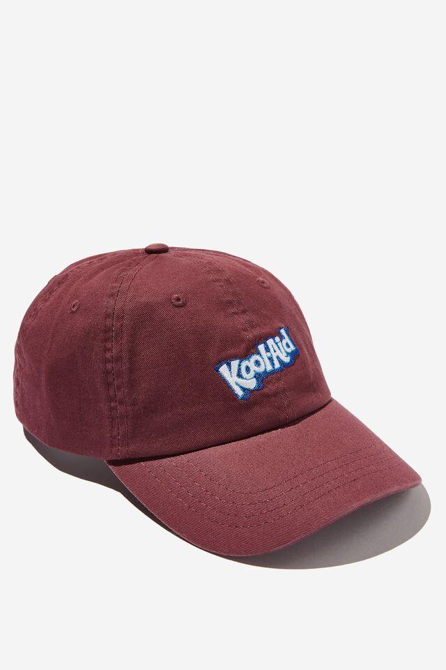 Special Edition Dad Hat, LCN BURG/KOOL AID LOGO