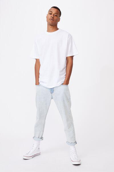 Essential Skate T-Shirt, WHITE