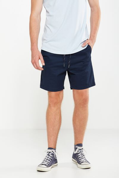 Easy Short, NAVY