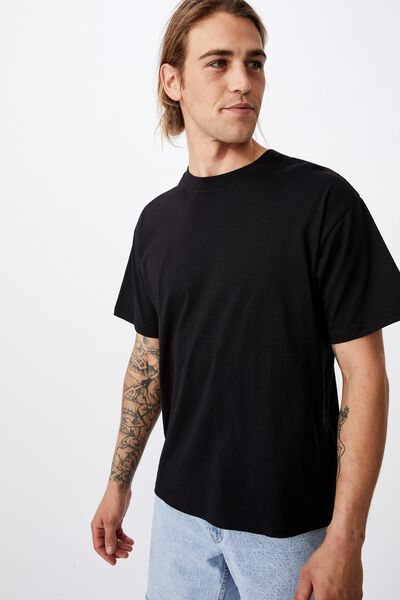 Essential Skate T-Shirt, BLACK