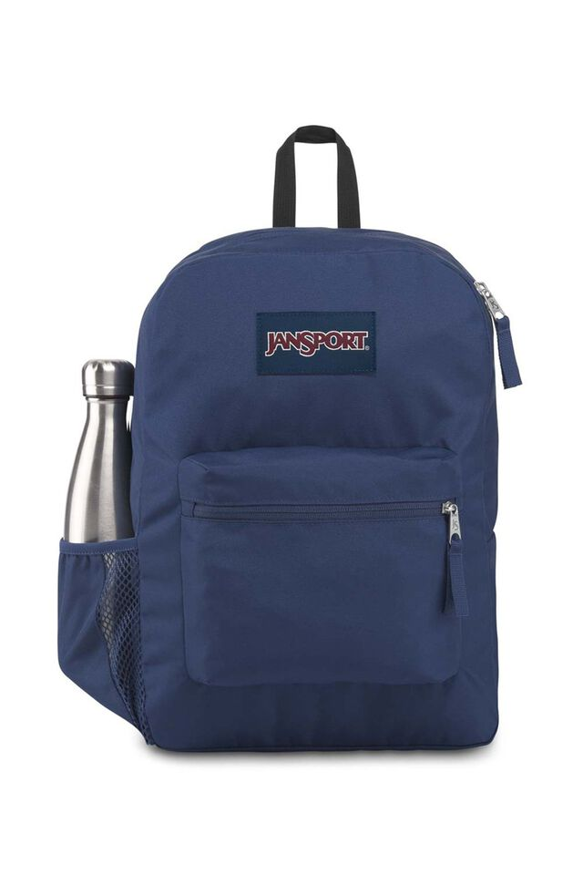 Jansport Cross Town Backpack, NAVY