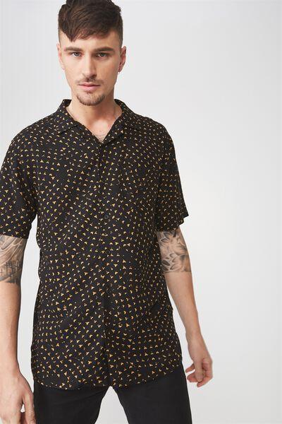 91 Short Sleeve Shirt, TEETH