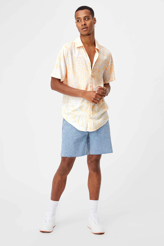 Short Sleeve Resort Shirt | Cotton On