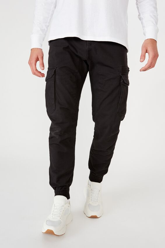 Urban Jogger, TRUE BLACK CARGO