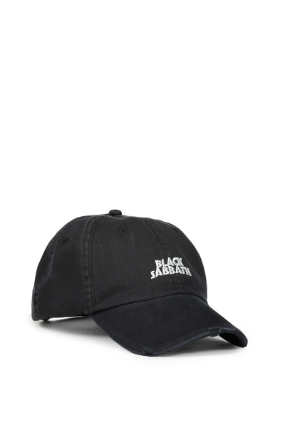 Special Edition Dad Hat, BLACK SABBATH/WASHED BLACK