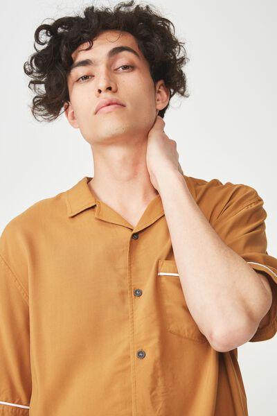 Festival Shirt, MUSTARD TIPPER