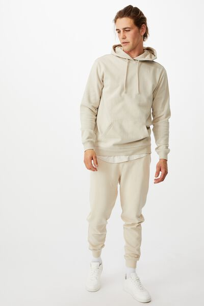 Essential Fleece Pullover, PEARL