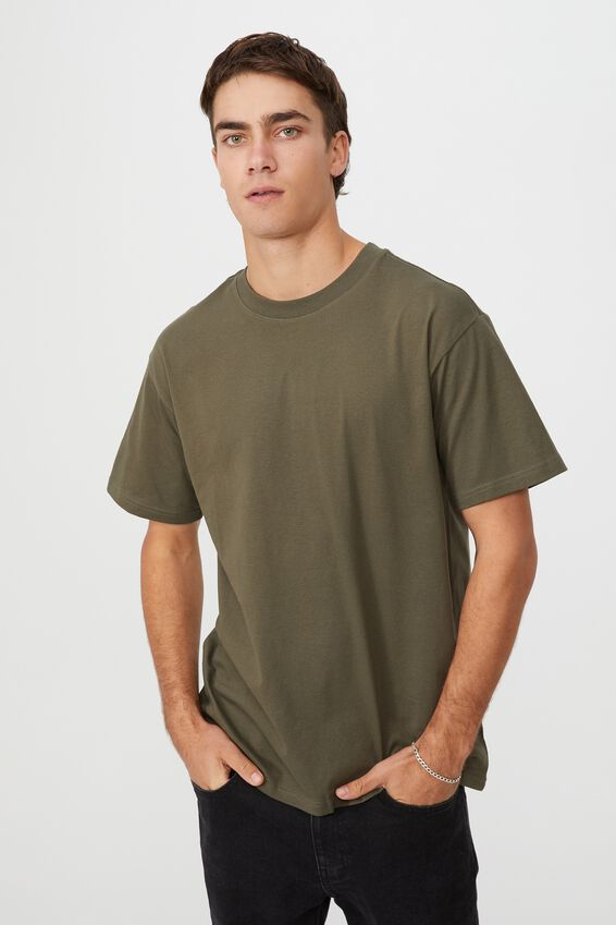 Essential Skate T-Shirt, MILITARY