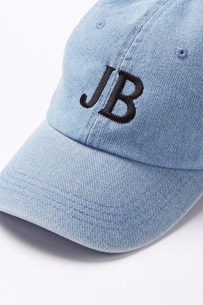 Classic Dad Hat, DENIM
