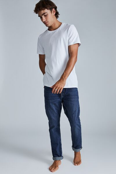 Tapered Leg Jean, SOUTHSIDE BLUE