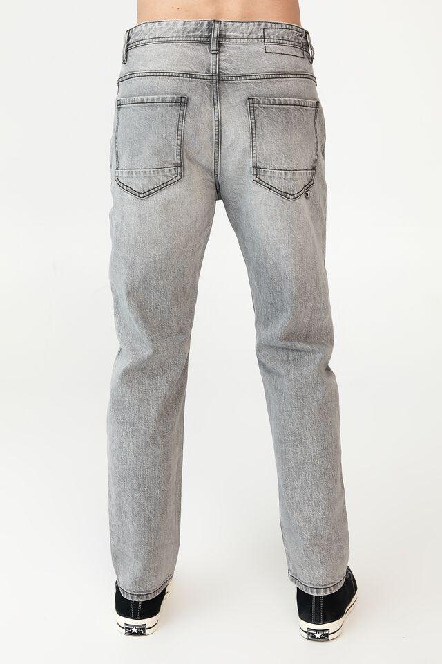 Beckley Straight Jean, GRUNGE GREY