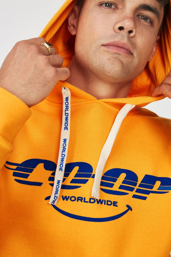 Fleece Pullover 2, ZINNIA YELLOW/CO-OP WORLDWIDE