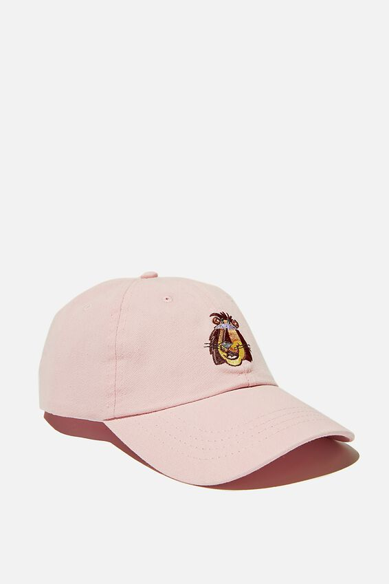 Special Edition Dad Hat, LCN STR STREETS/PADDLE POP LION/PINK