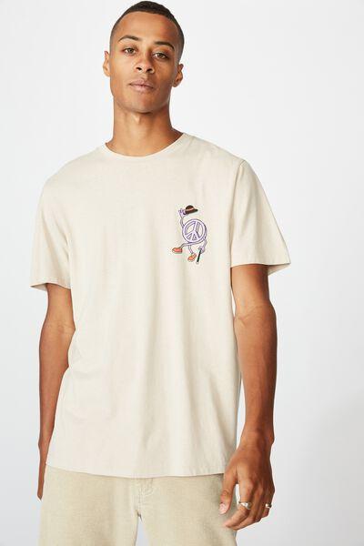Tbar Art T-Shirt, PEARL/DANCE FOR PEACE