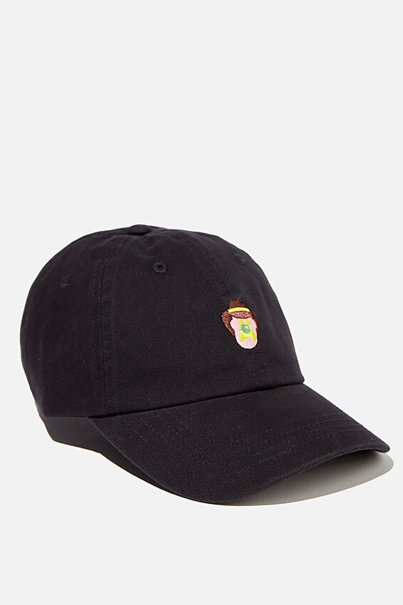Special Edition Dad Hat, LCN STR STREETS/BUBBLE O BILL/BLACK