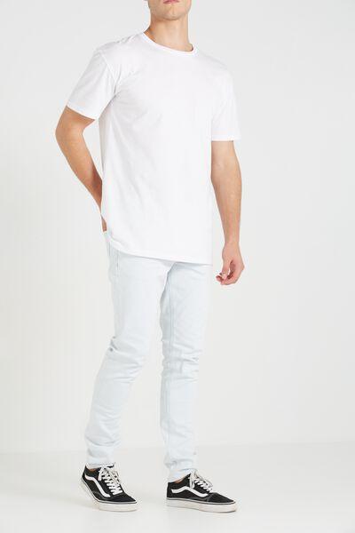 Slim Fit Jean, CLOUD BLUE